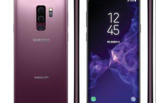 Samsung Galaxy S9 and S9 Plus Lilac Purple