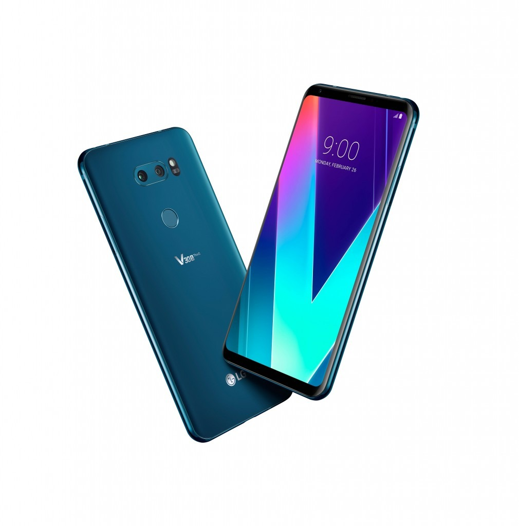 LG V30S ThinQ & V30S+ ThinQ launched with integrated AI & more RAM 1