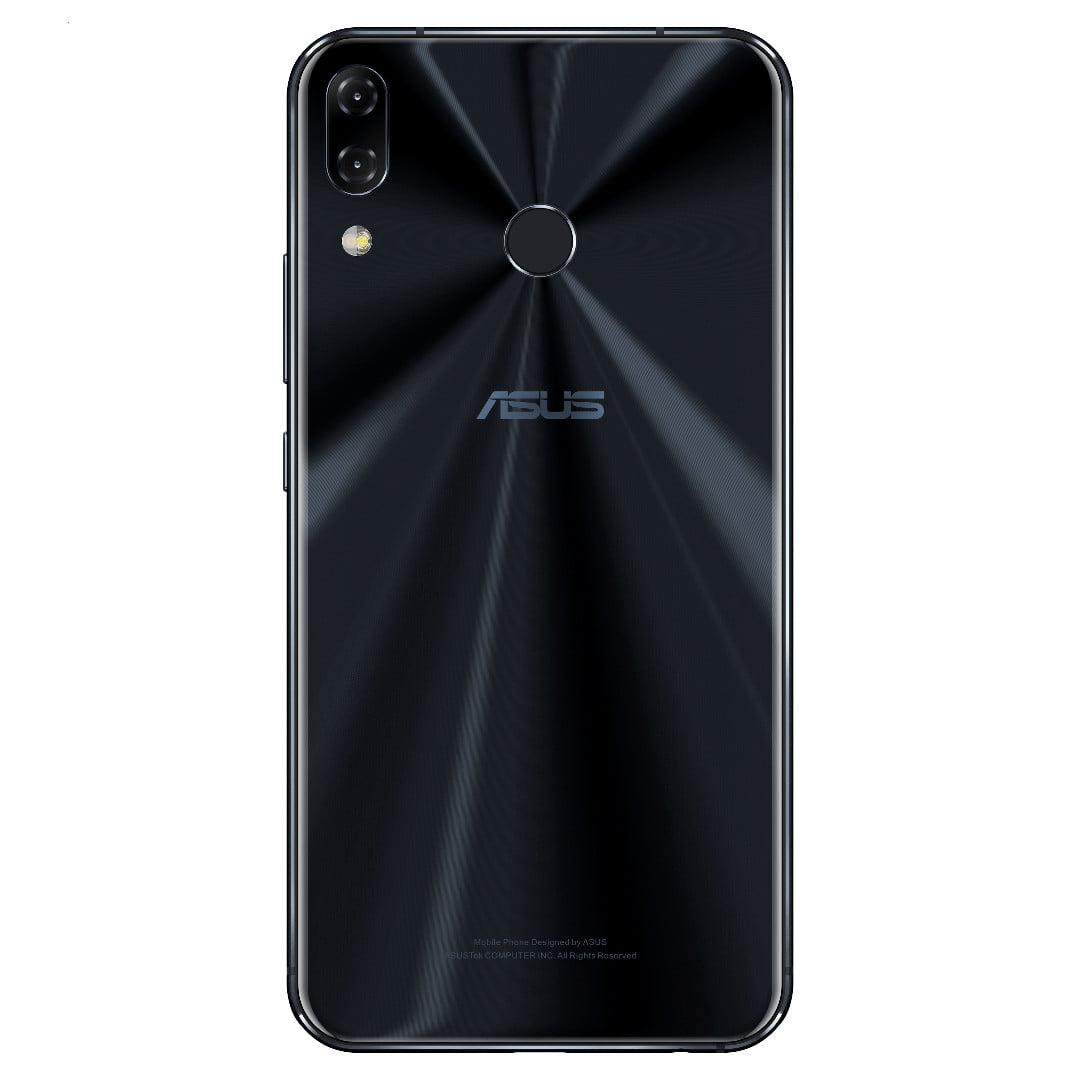 Asus Zenfone 5 with Vertical Dual Camera Setup