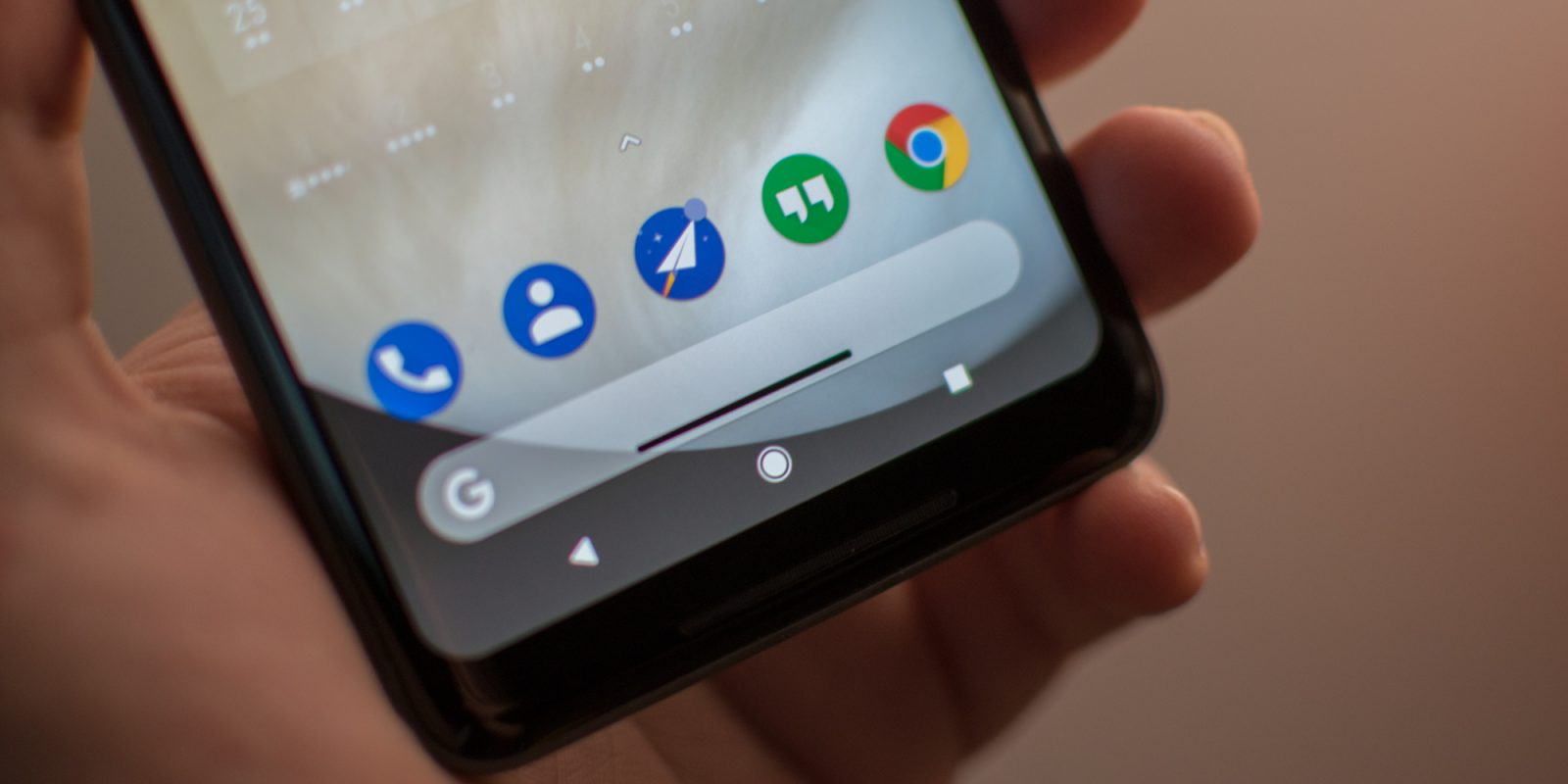 How to get iPhone X Gestures on any Android Phone 1