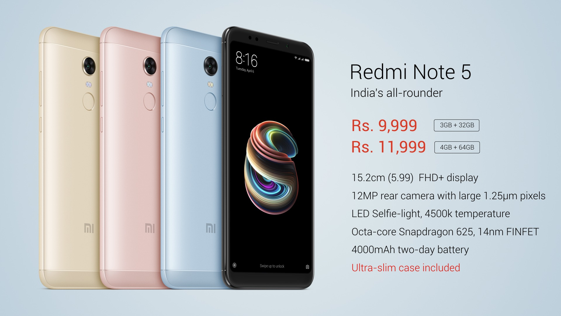 Xiaomi Redmi Note 5 officially launched - Here's all you need to know 6