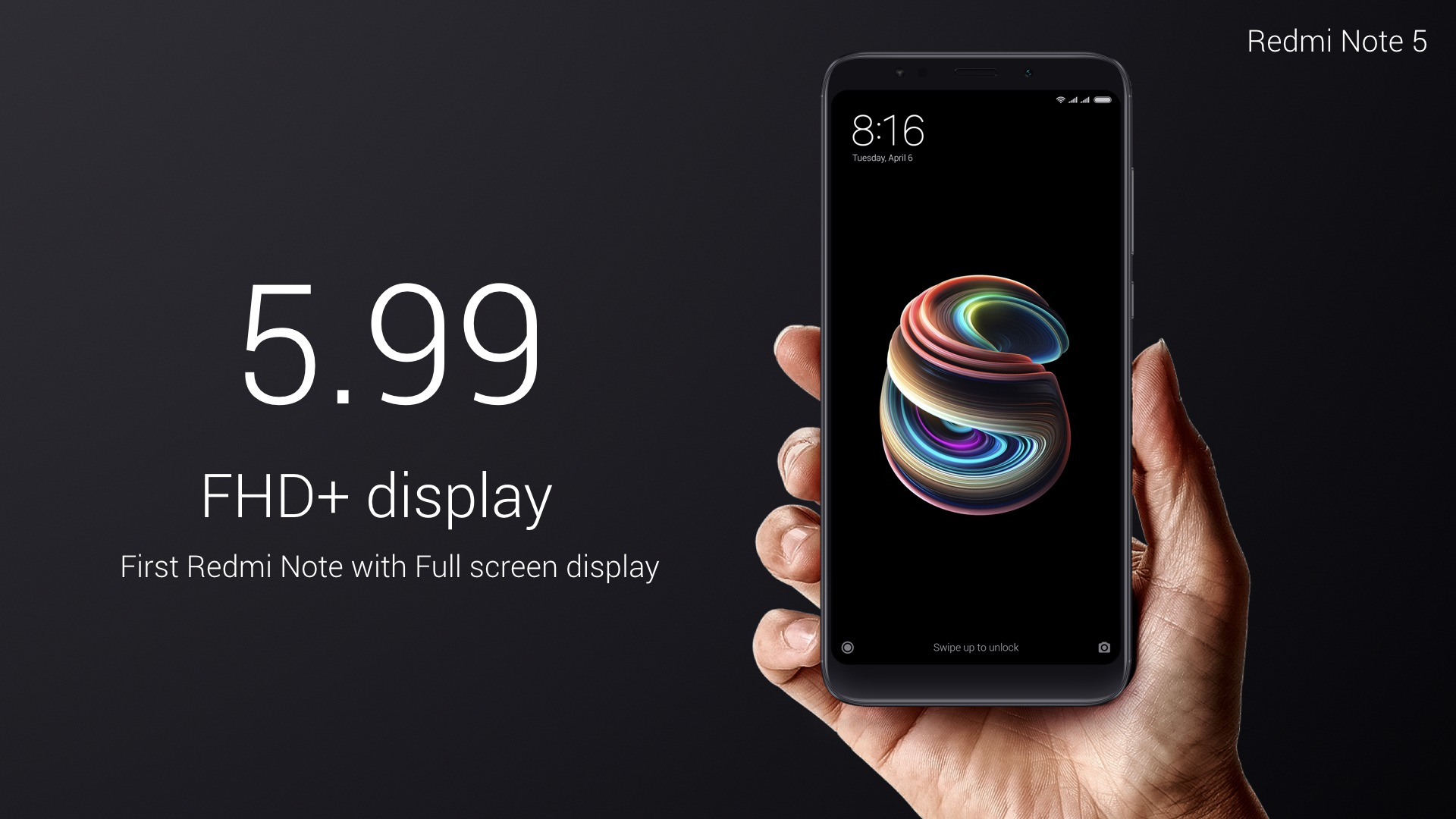Xiaomi Redmi Note 5 officially launched - Here's all you need to know 5