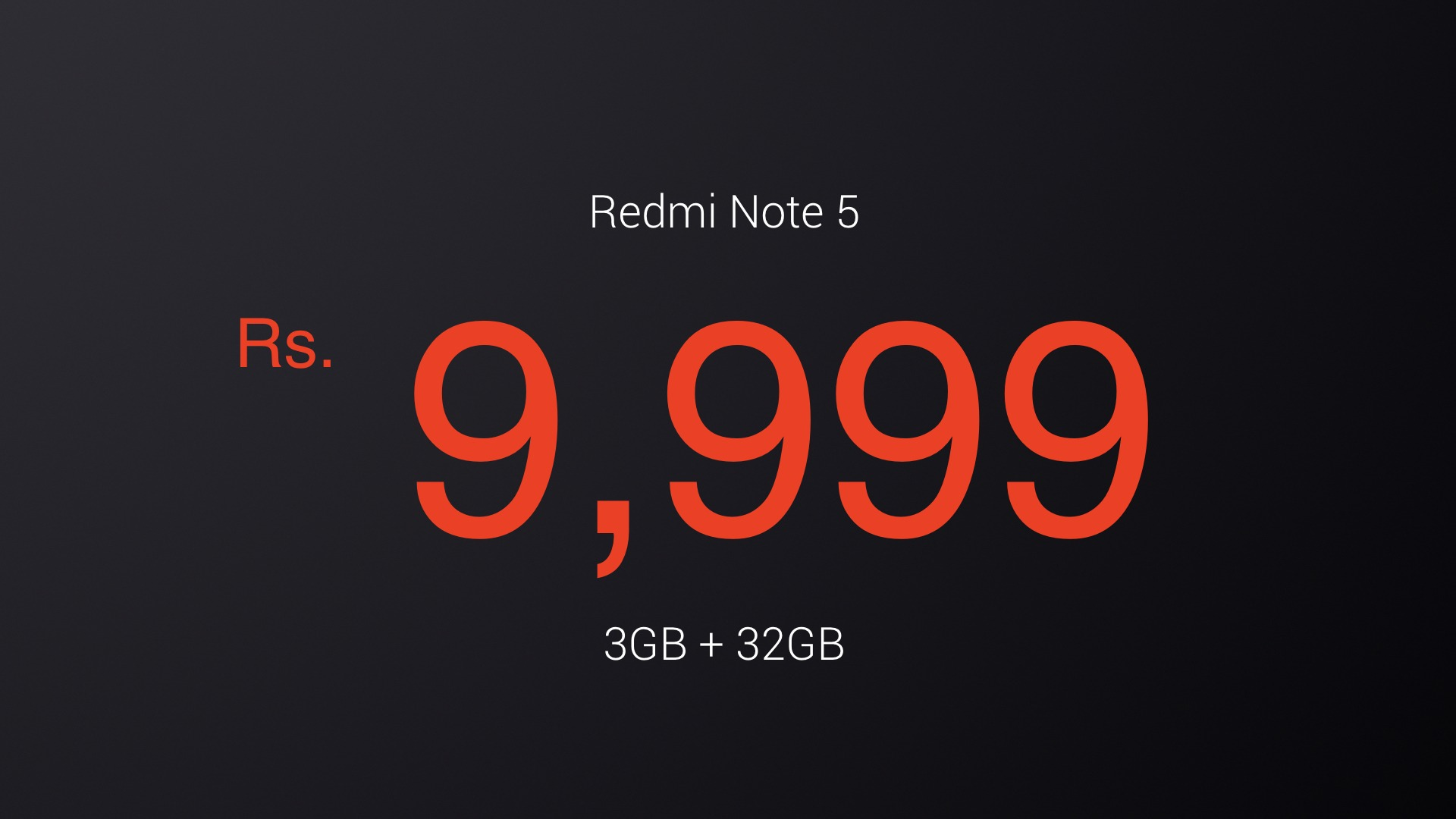 Xiaomi Redmi Note 5 officially launched - Here's all you need to know 7
