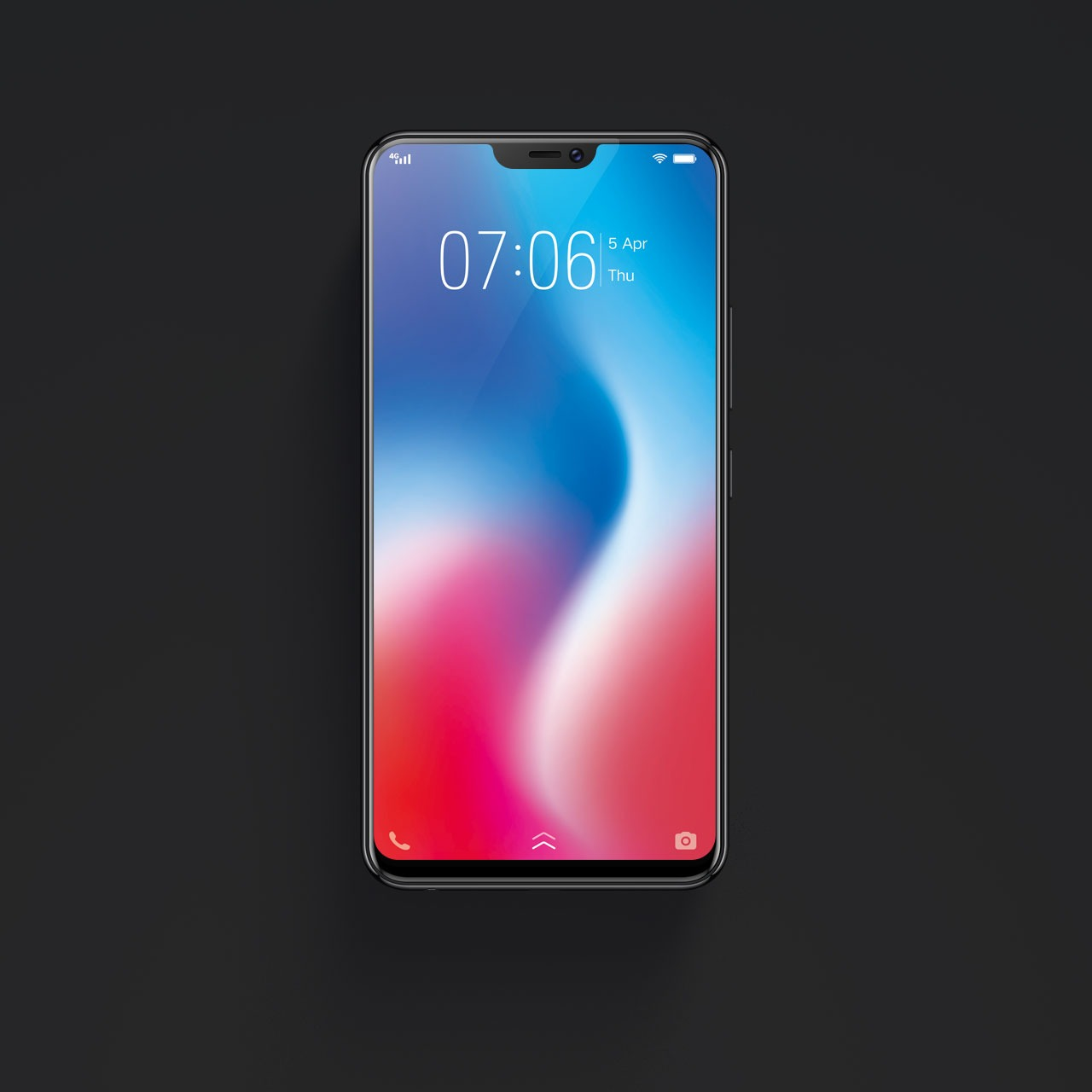 Vivo V9 launched with Snapdragon 626, Notch Design and Dual Cameras 1