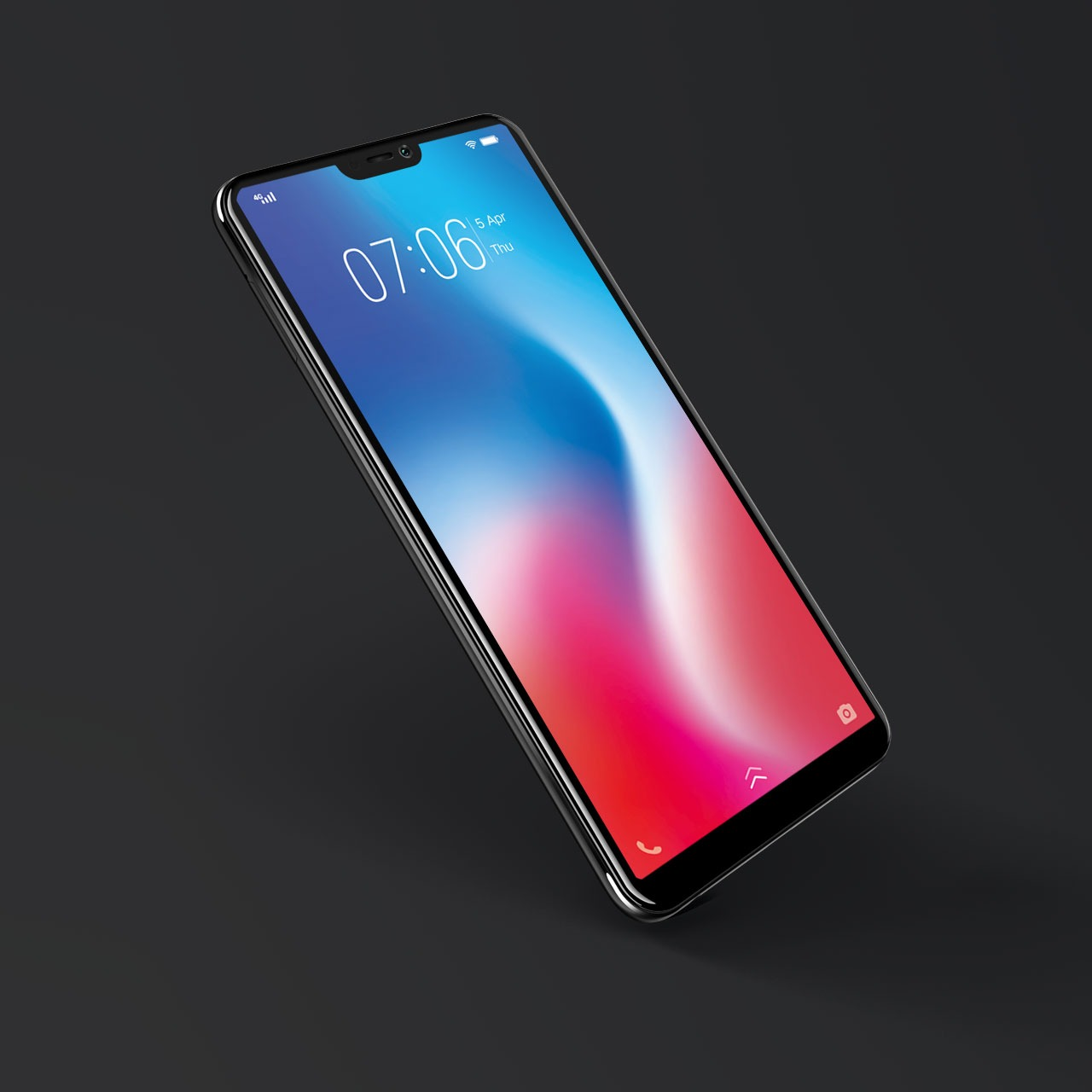 Vivo V9 launched with Snapdragon 626, Notch Design and Dual Cameras 3