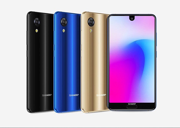 Sharp Aquos S3 launched with Essential Phone-style notch: Price and specifications