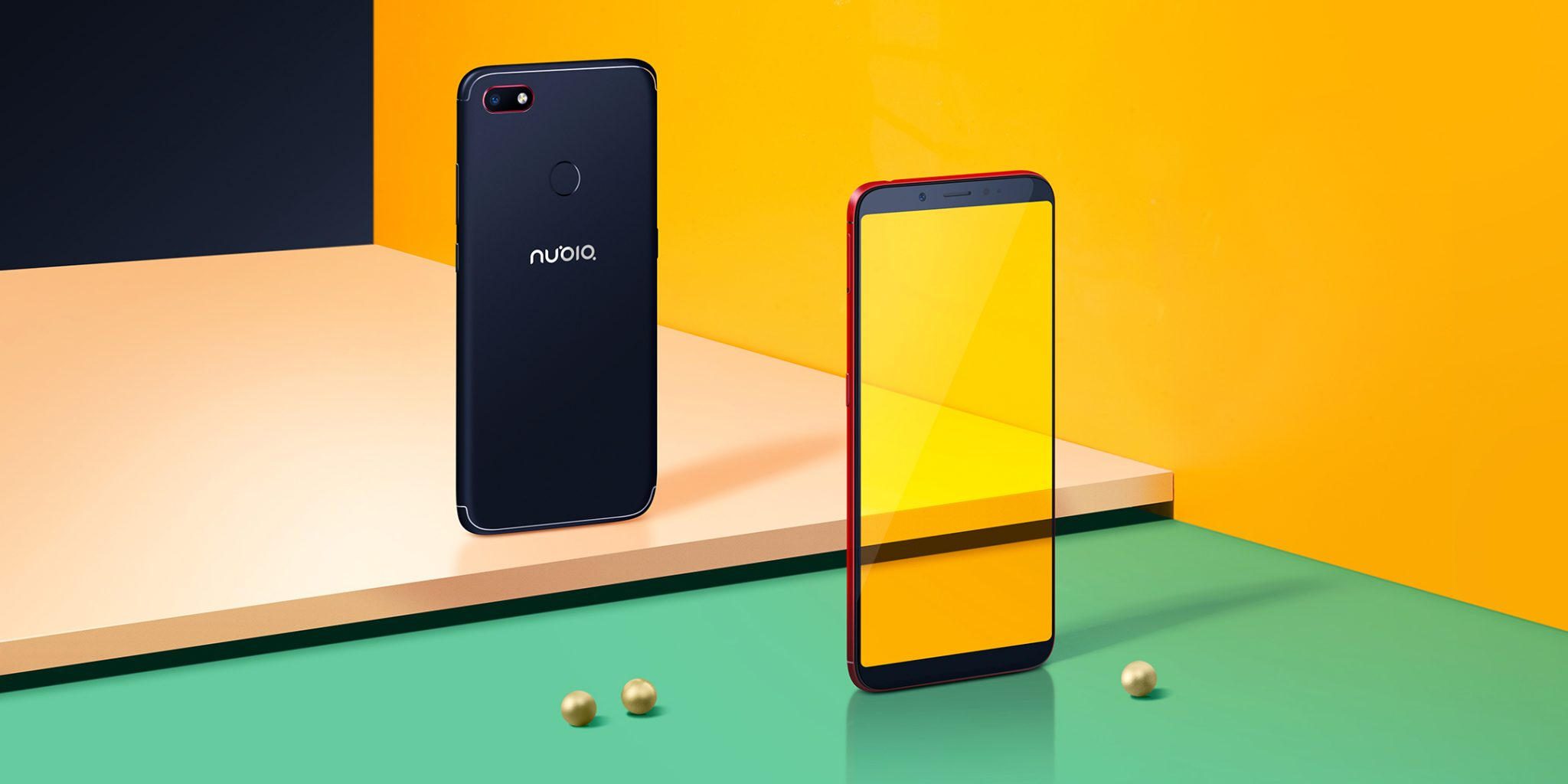 Nubia V18 is now official with Snapdragon 625 and 4,000mAh battery 1