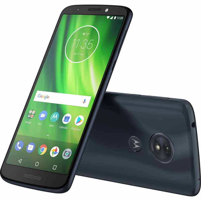 Moto G6 Play Confirmed Features In Detail