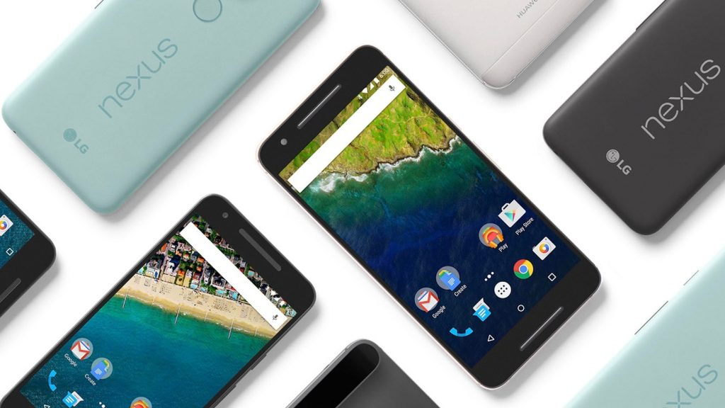 Google Nexus 6P and 5X won't be updated to Android P 3