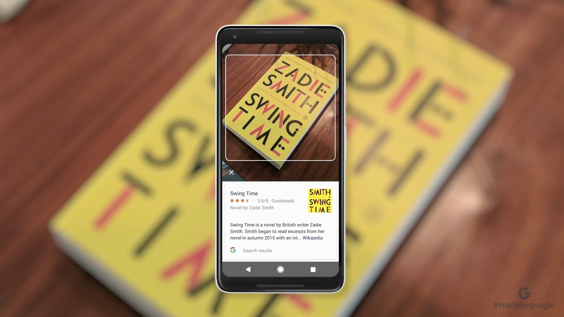 Google Lens is now available for every Android phone via Google Photos 1