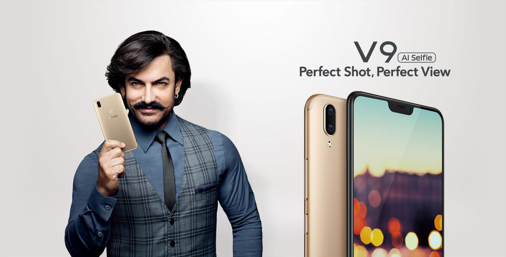 Vivo V9 launched with Snapdragon 626, Notch Design and Dual Cameras 4