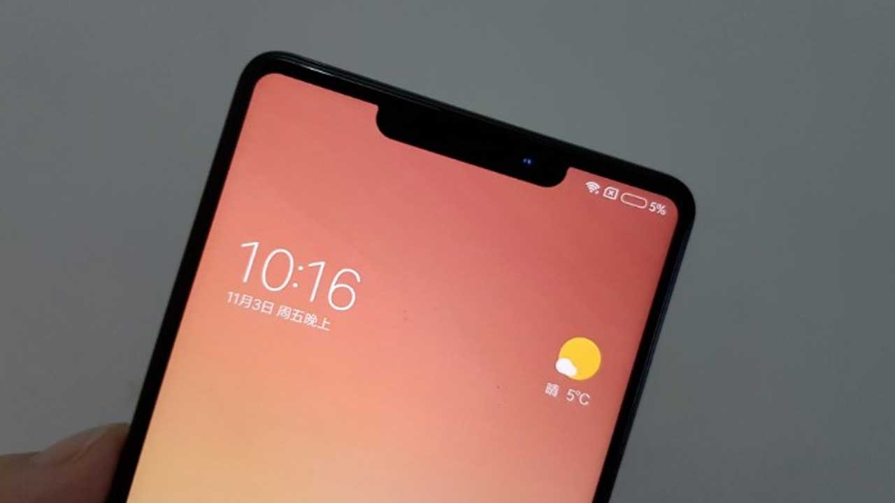 Xiaomi Mi 7 might feature an optical in-display fingerprint scanner 1