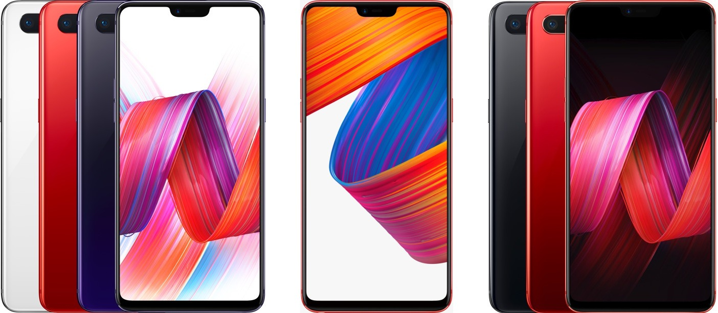 Oppo R15 & R15 Dream Mirror Edition officially launched 3