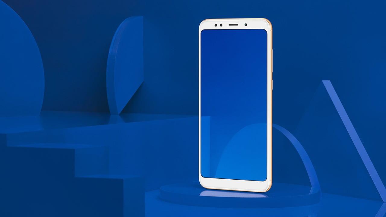 Xiaomi Redmi 5 has an 18:9 display
