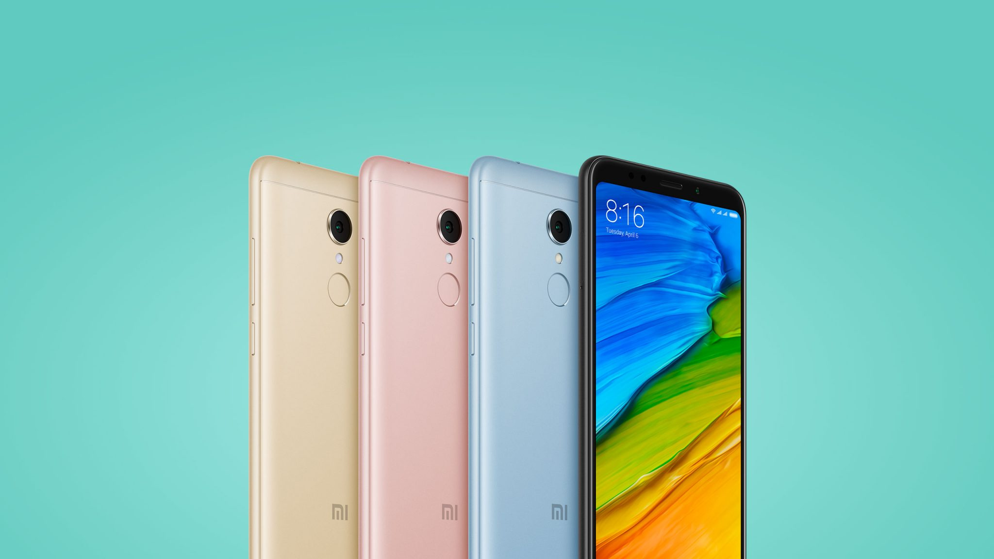 Xiaomi Redmi 5 launched in India in three variants, price starts at ₹7999 1