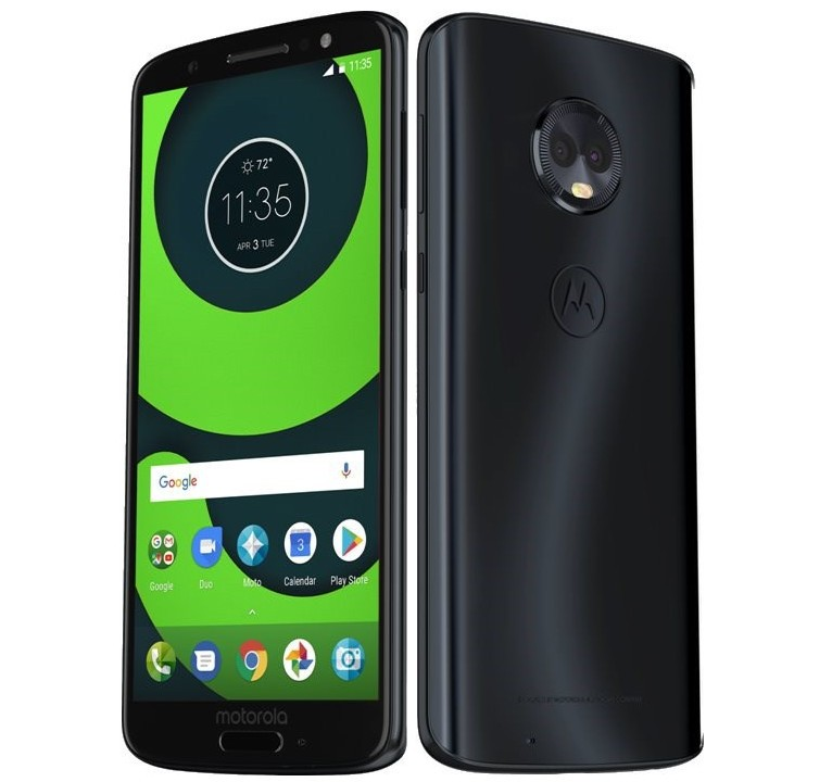 Moto G6 & G6 Play listed online with full spec sheet and press renders 1