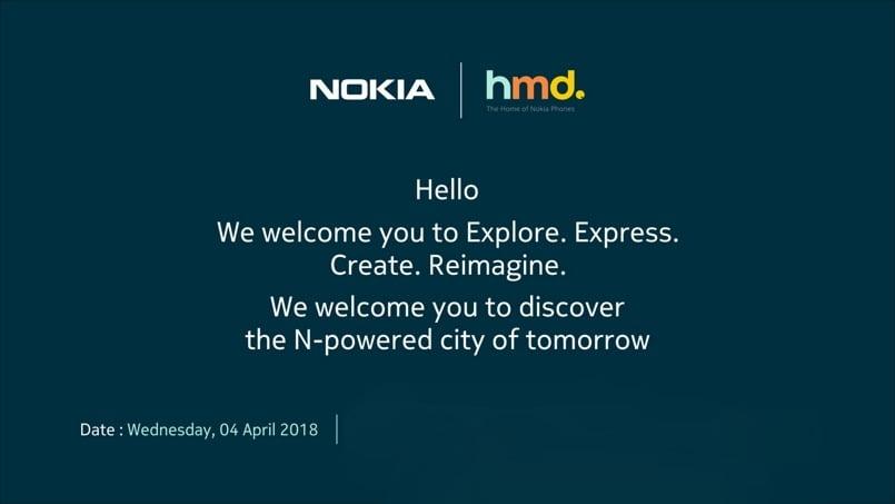 Nokia 7 Plus, Nokia 6 2018 and Nokia 8 Sirocco