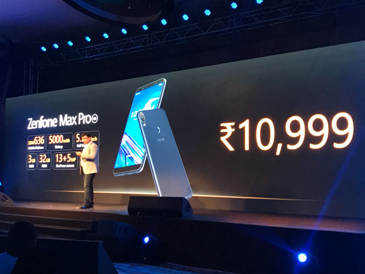 Asus Zenfone Max Pro M1 launched in India with Snapdragon 636