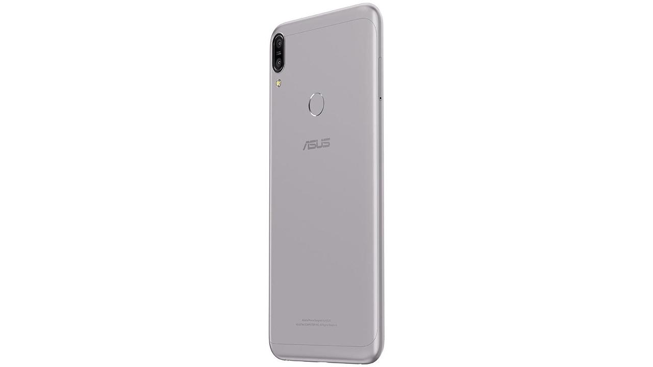 Asus Zenfone Max Pro M1 in Silver