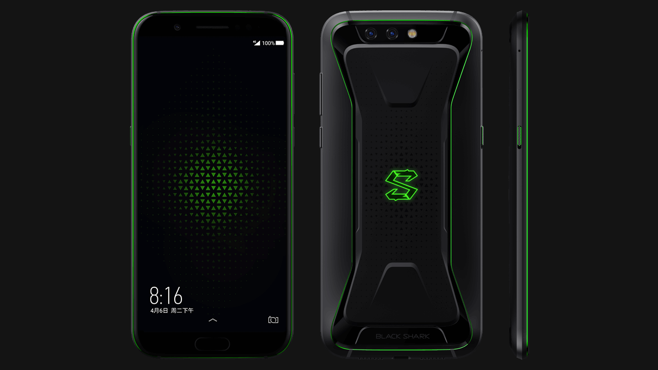 Black Shark Gaming Smartphone