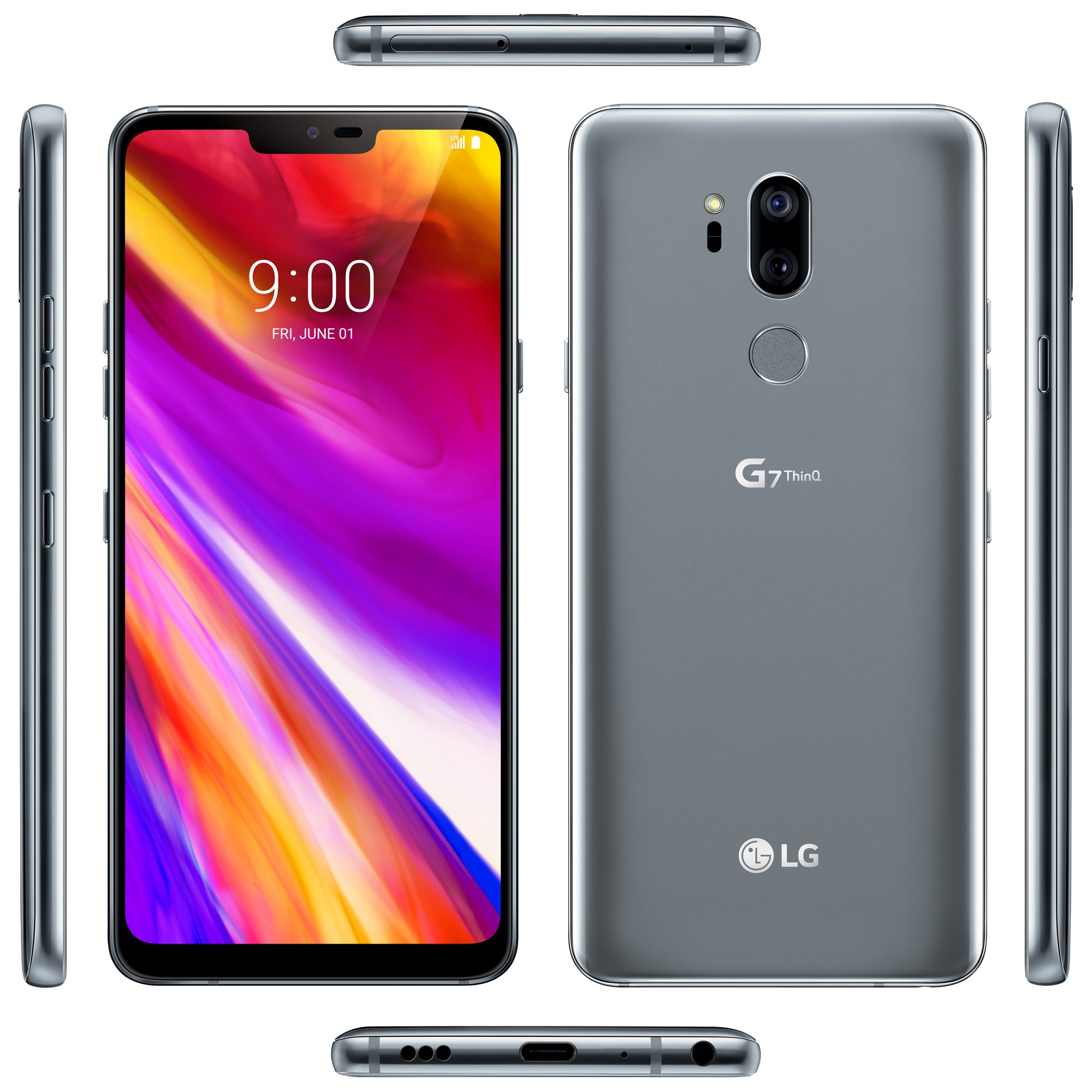 LG G7 ThinQ - Official Renders, Specifications & Pricing 16