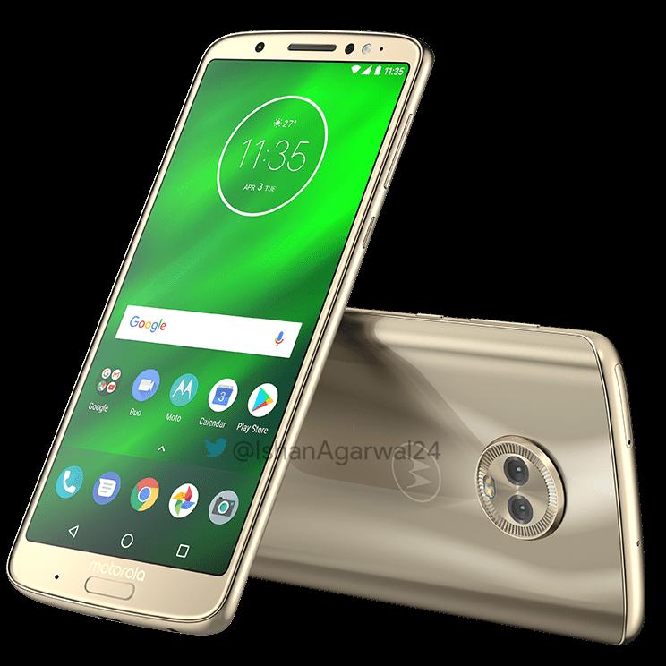 Moto G6 Moto G6 Play Amp Moto G6 Plus Here Are The High