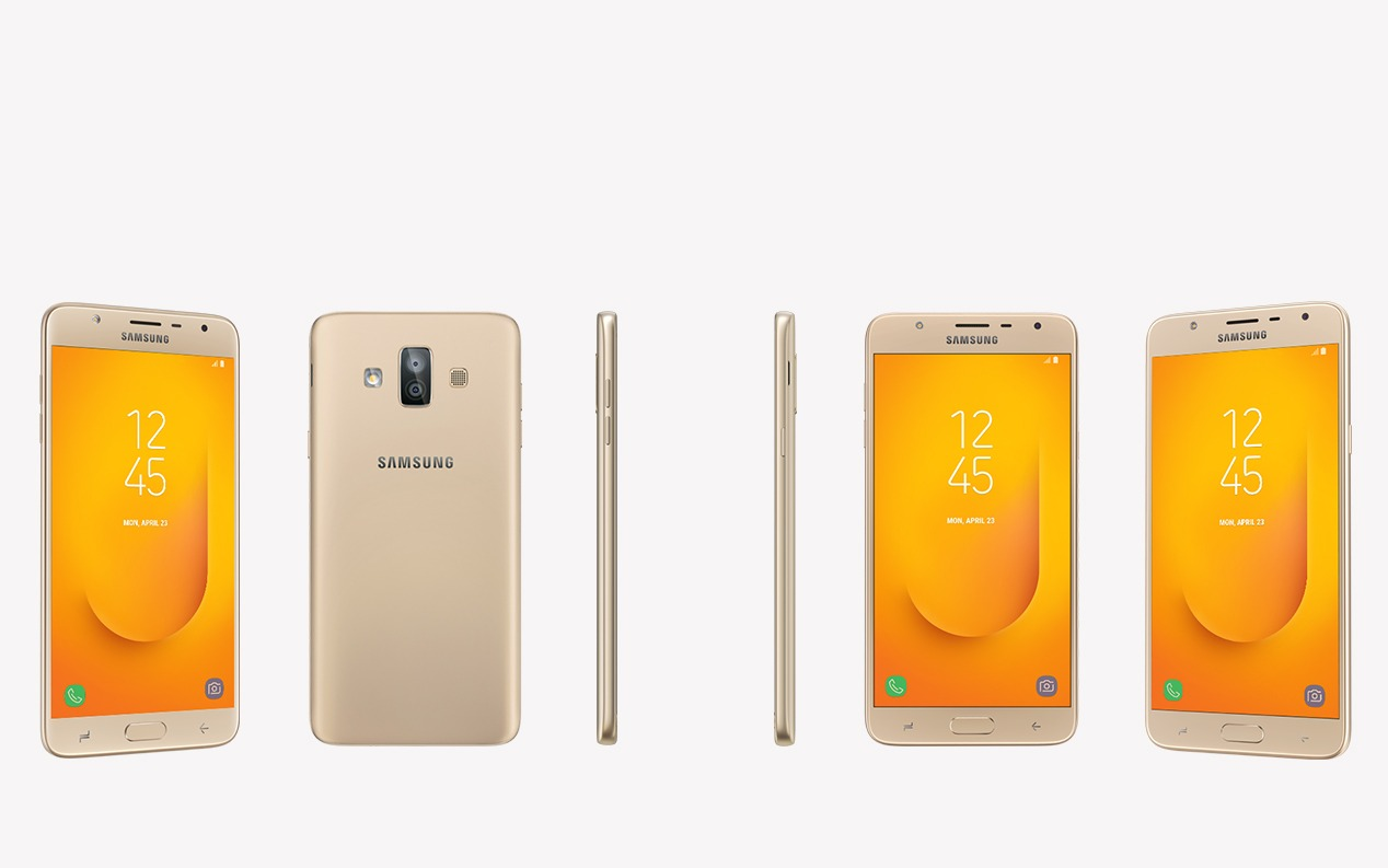 Samsung Galaxy J7 Duo Official
