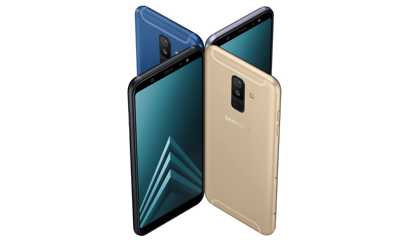 Samsung Galaxy A6 & Galaxy A6 Plus - Design, Specifications & Pricing 1