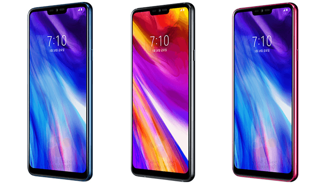 LG G7 ThinQ - Official Renders, Specifications & Pricing 17