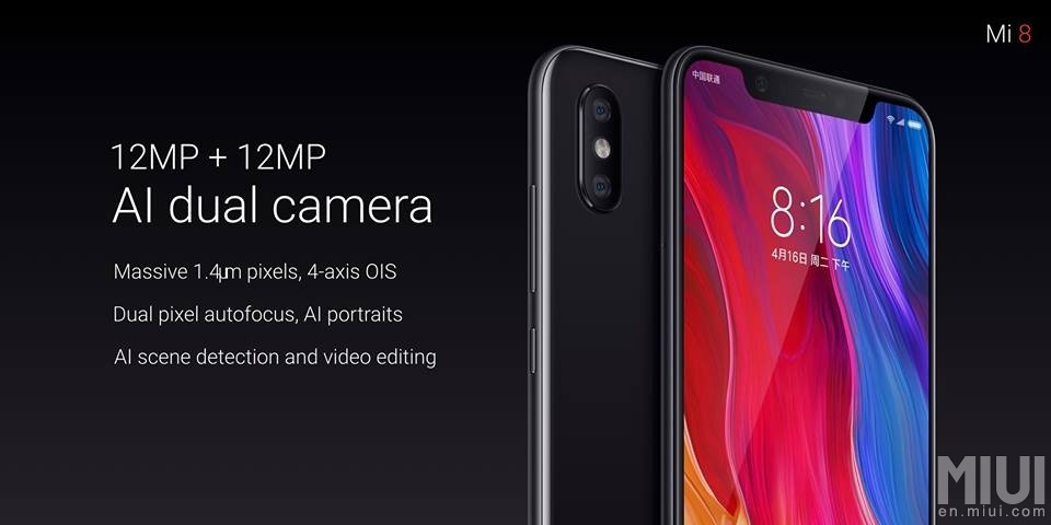 Xiaomi Mi 8 launched with Snapdragon 845, Dual-Frequency GPS & more 7
