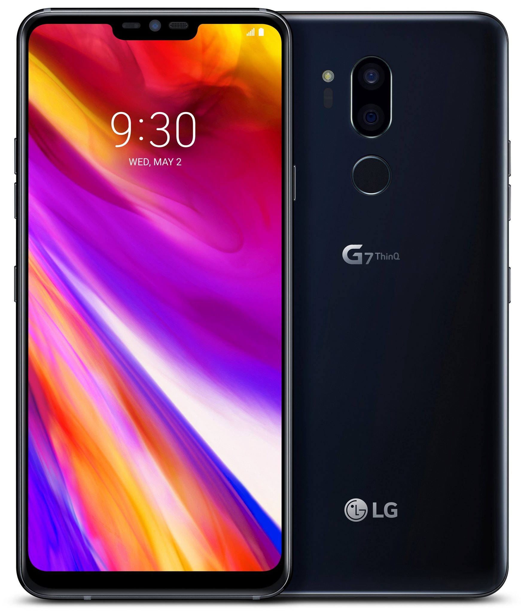 LG G7 ThinQ - Official Renders, Specifications & Pricing 1