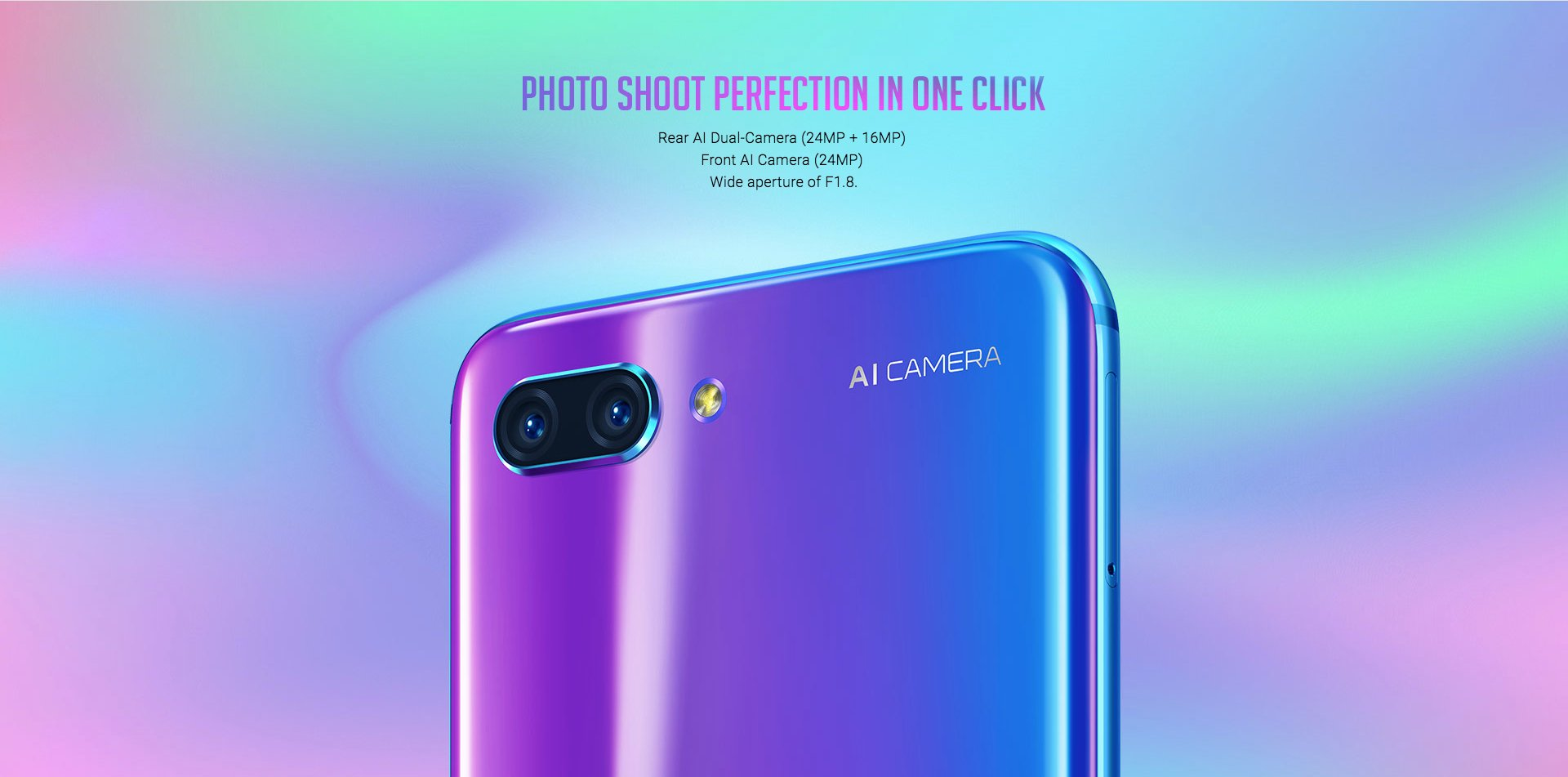 Honor 10 to be priced under $450 for the Middle-eastern countries 11