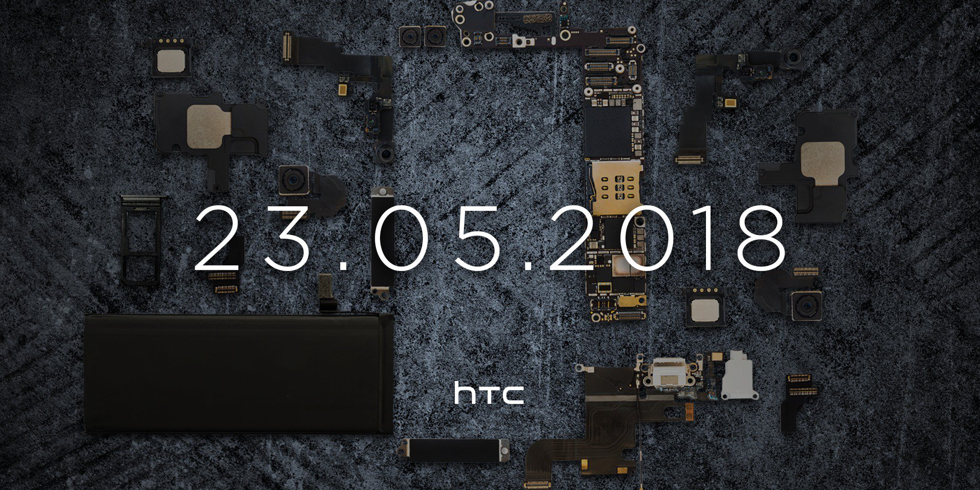 HTC U12 Plus is officially launching on May 23 with Four Cameras 1