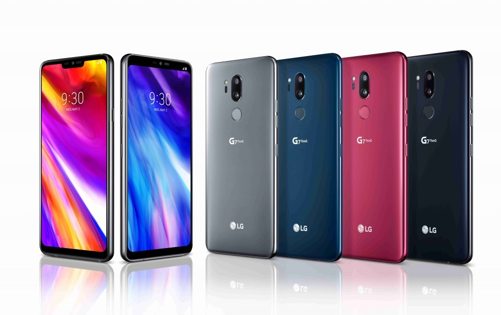 LG G7 ThinQ Android Pie Update
