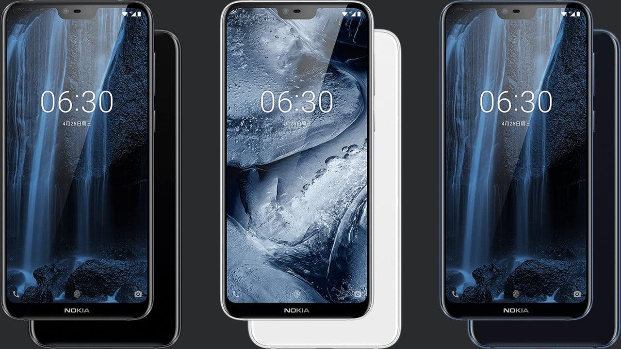 Nokia X6 Color Options