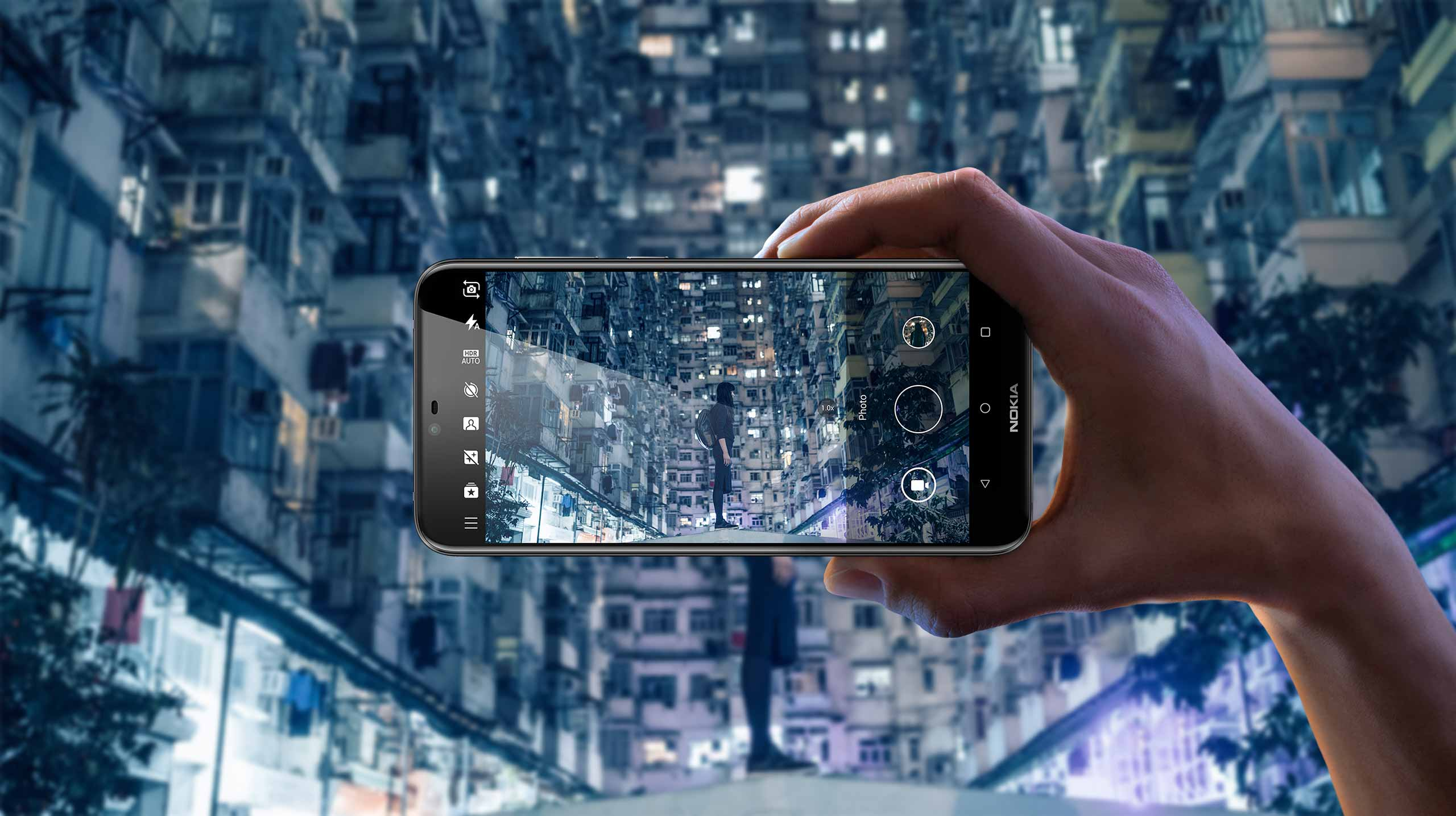 Nokia X6 Camera Specs