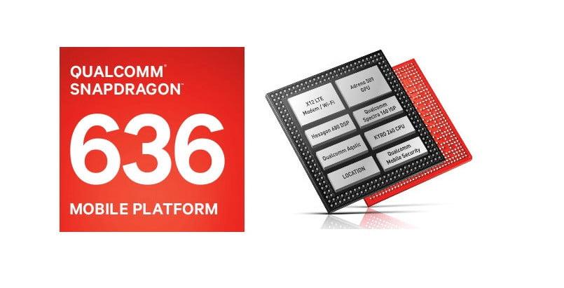 Snapdragon 636 vs Helio P60