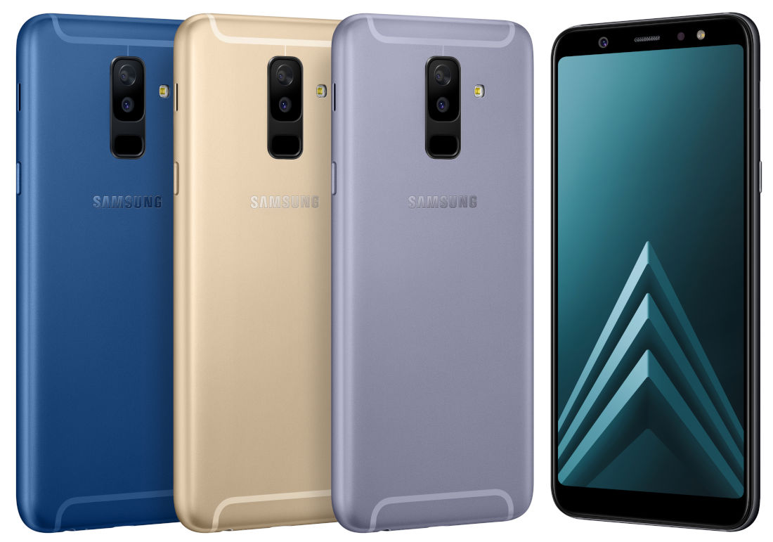 Samsung Galaxy J6, J8, A6 and A6+ launched in India 1