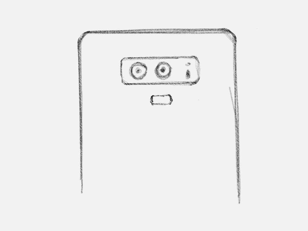 Samsung Galaxy Note 9 Design