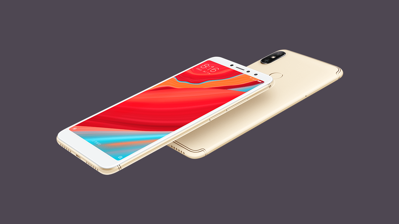 This is the Xiaomi Redmi Y2