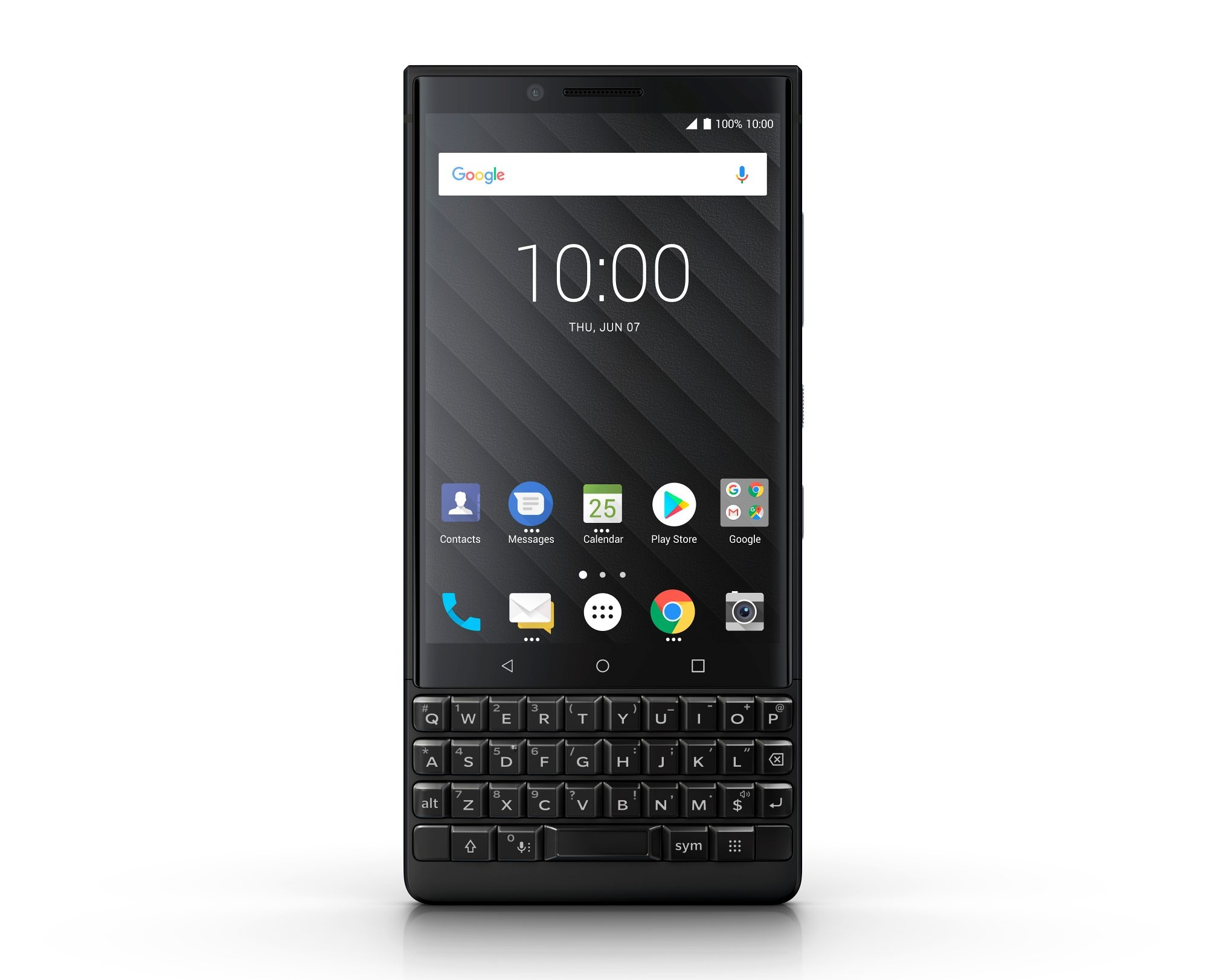Blackberry Key2 launched - Snapdragon 660, Dual cameras & QWERTY keyboard