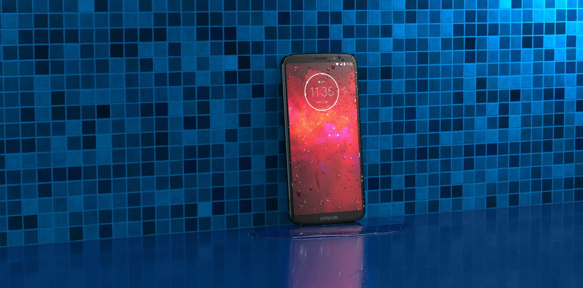 Motorola Moto Z3 Play launched with support for all Moto Mods 1
