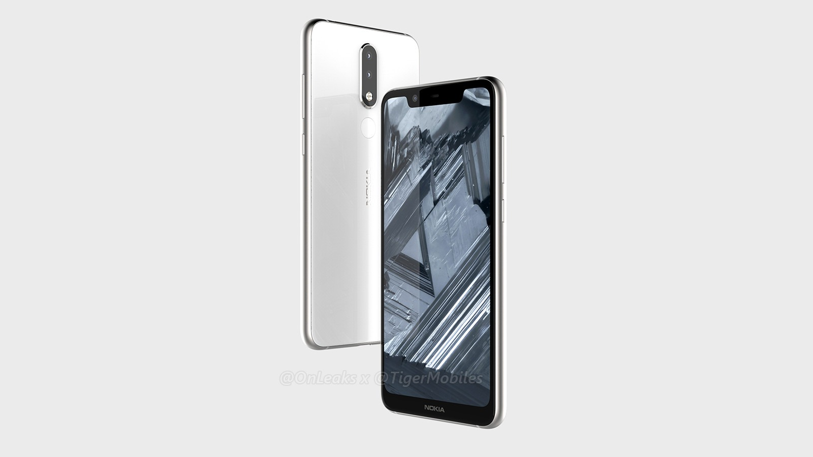 This is how the Nokia 5.1 Plus is going to look like (Spoiler - It has a notch!) 1