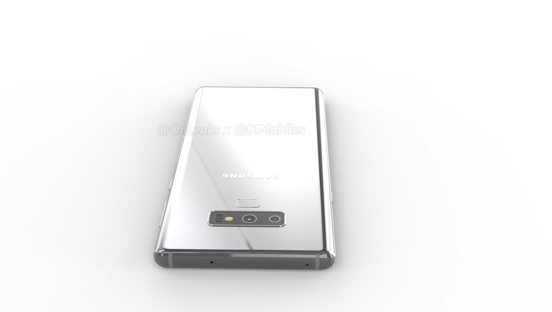 This is how the Samsung Galaxy Note 9 is going to look like 4