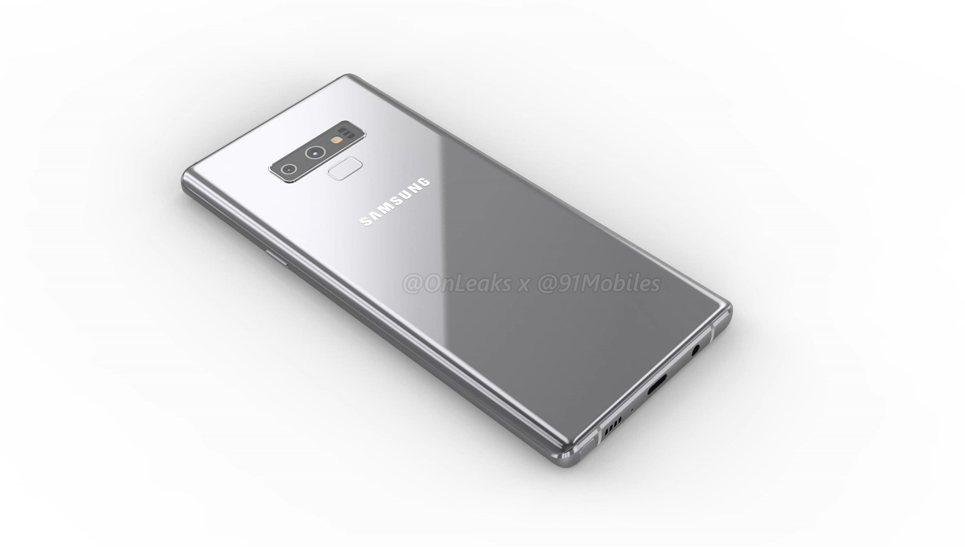 This is how the Samsung Galaxy Note 9 is going to look like 9