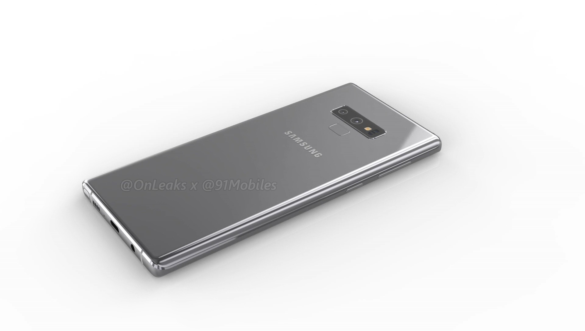 This is how the Samsung Galaxy Note 9 is going to look like 6