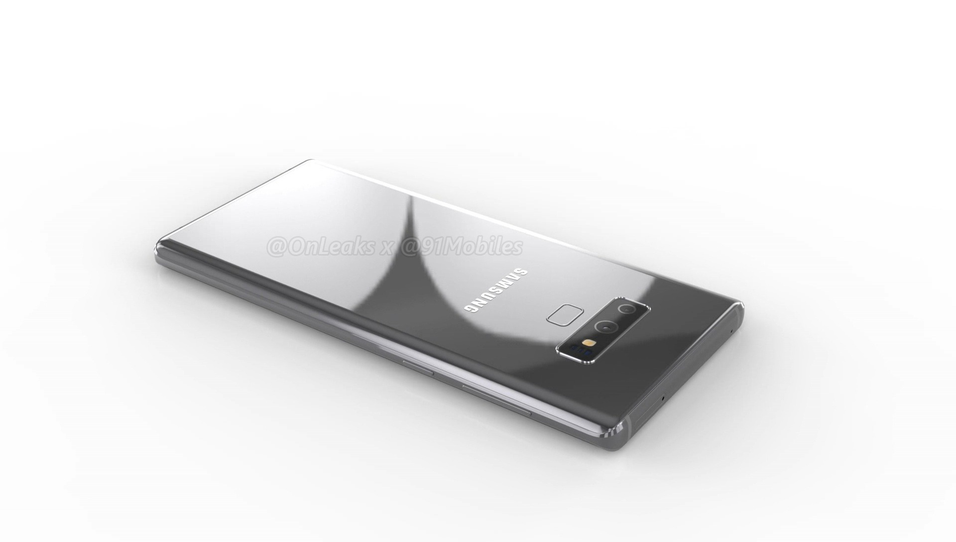 This is how the Samsung Galaxy Note 9 is going to look like 5