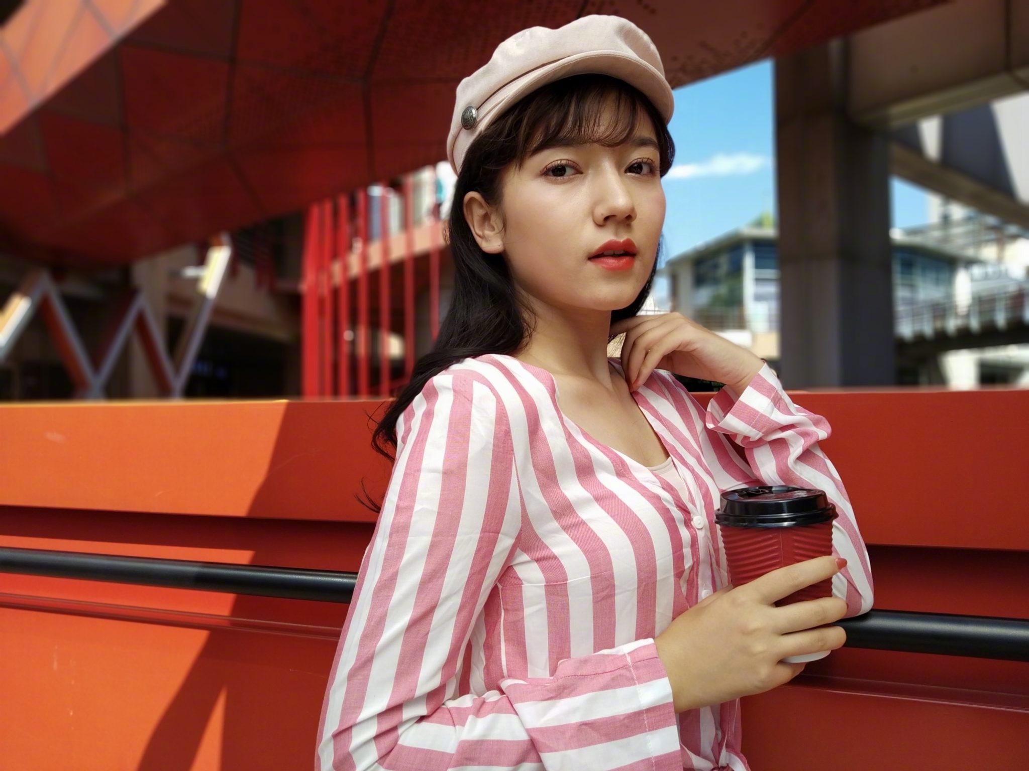 Here are the official Xiaomi Redmi 6 Pro camera samples 6