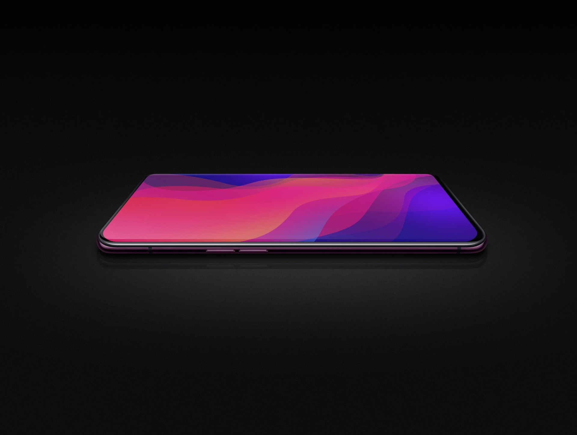 Download Oppo Find X Stock Wallpapers Zip File Included