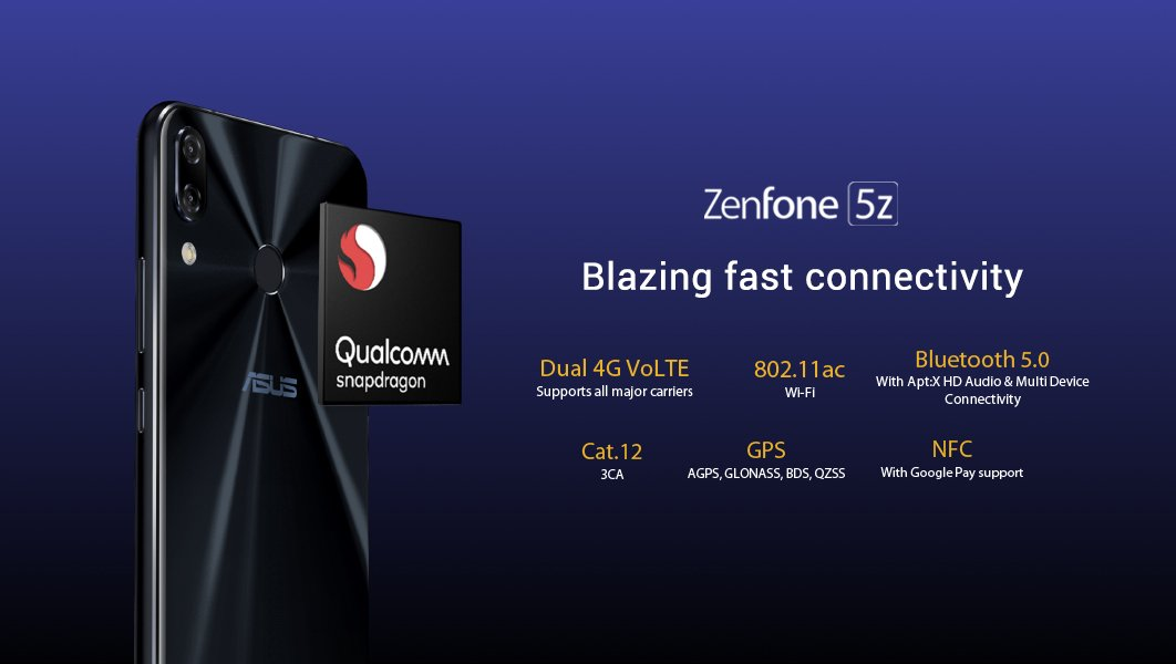Asus Zenfone 5Z with Snapdragon 845 launched in India 10